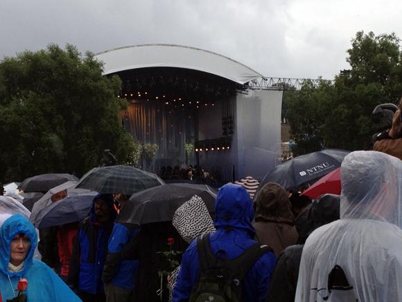 Oslo's Memorial Concert