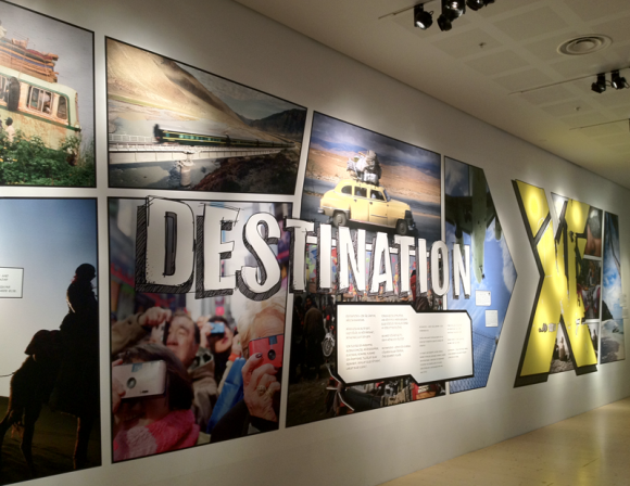 Destination X at the Museum of World Culture