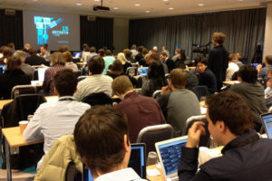 Geeking Out At WordCamp Norway