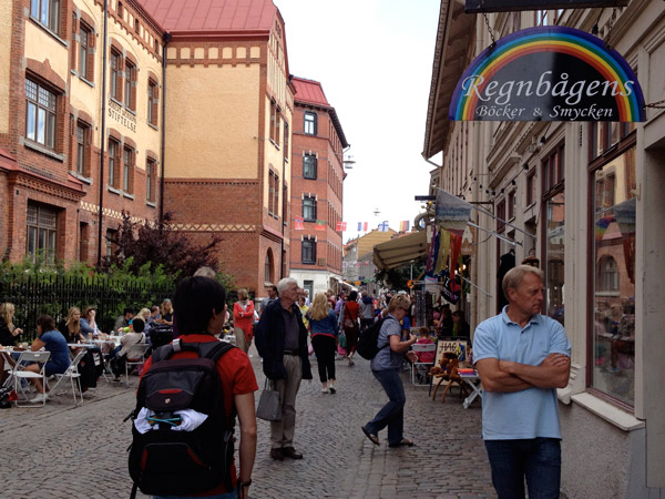Gothenburg street