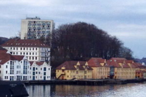 Exploring Historical Bergen