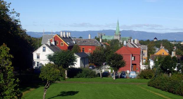 Trondheim housing