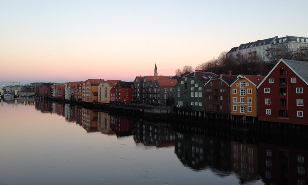 Moving to Trondheim
