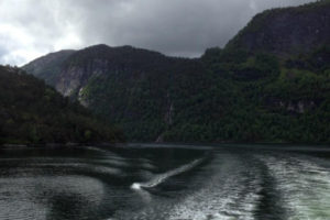 A Watery Day in Bergen Part 1: Osterfjord Cruise
