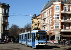 Living in Frogner