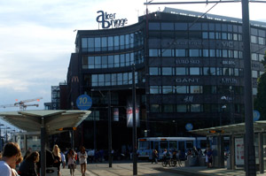 Living at Aker Brygge