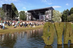 My First Time at Oslo's Øya Festival