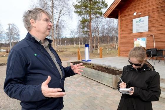 Journalism in the Norwegian Arctic