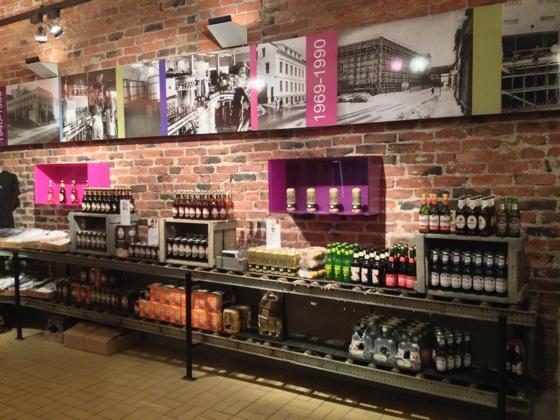 Mack Brewery store