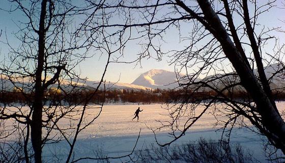 Prestvannet, Tromsø