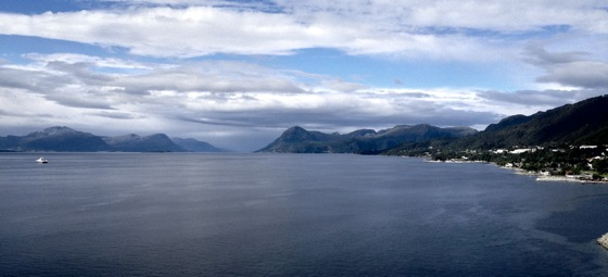 View of Molde