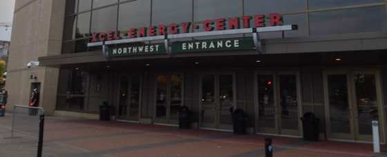 Xcel Energy Center, St. Paul