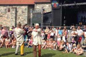 Major Events in Trondheim 2015