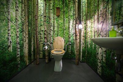 Green loo