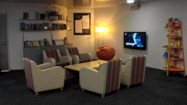 Business Lounge Tallinn TLL