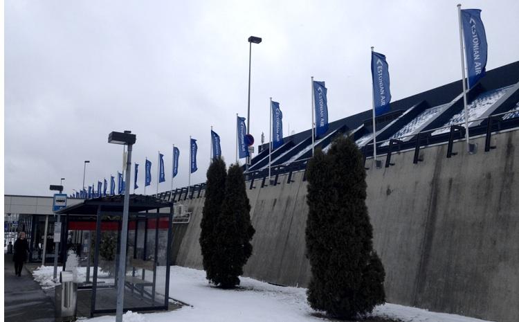 Tallinn Airport TLL