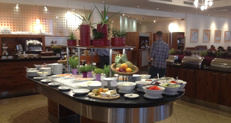 Radisson Blu Super Breakfast