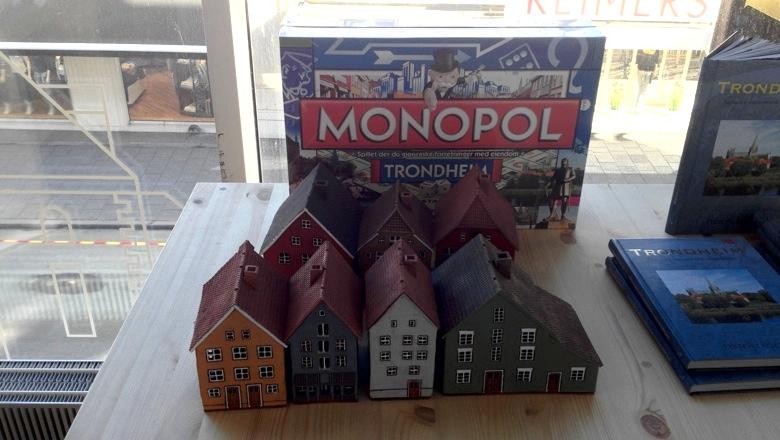 Trondheim Monopoly