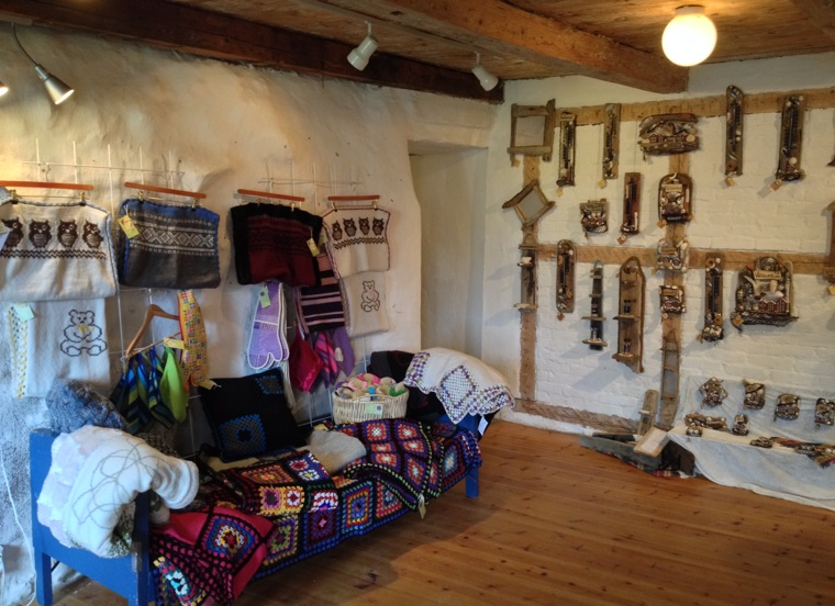 Inside the Gallery Shop