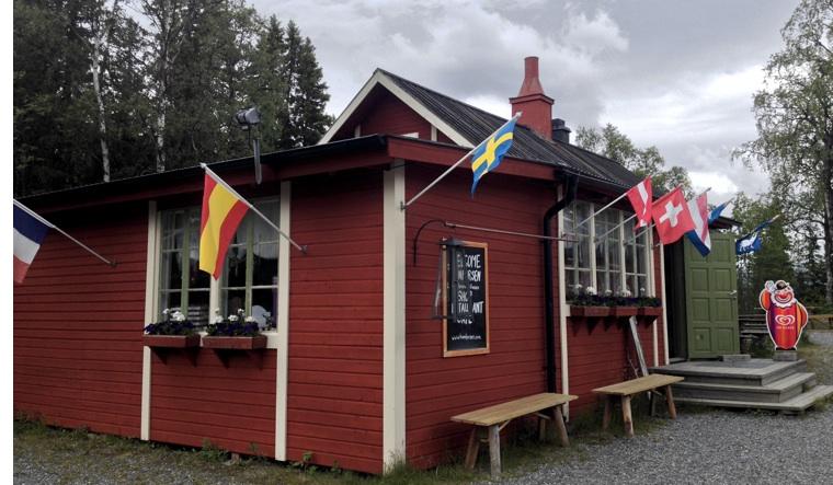 Tännforsens turiststation