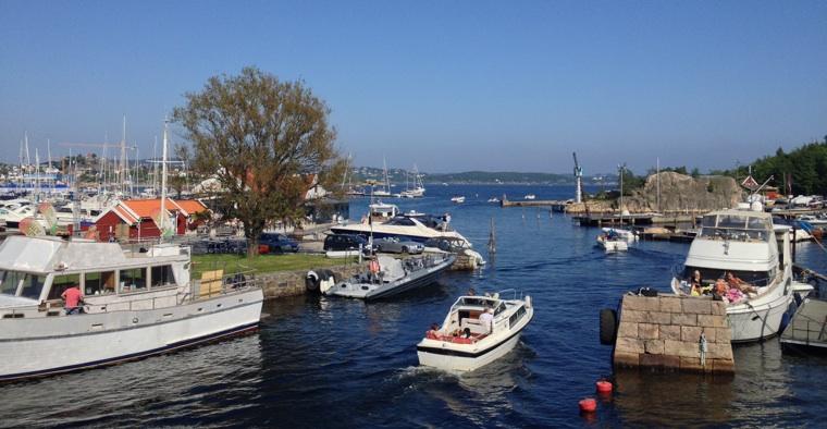 Kristiansand Canal