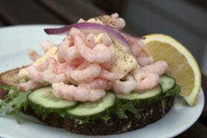 Recipe: Shrimp Sandwich