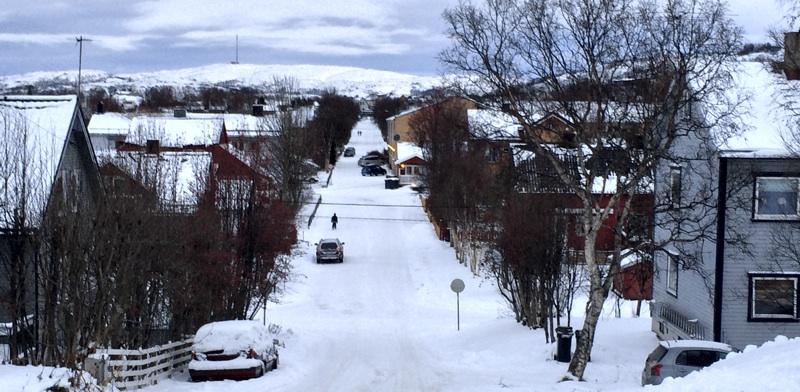 Living in Finnmark