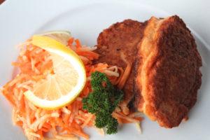 Recipe: Salmon Fish Cakes