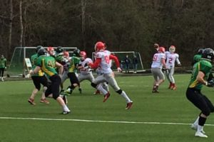 Discovering American Football in Norway