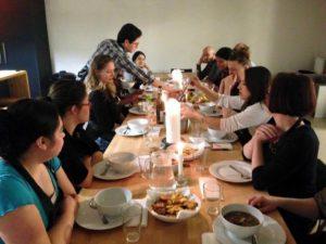 Social eating in Stavanger