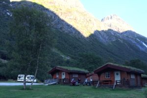 Staying in Åndalsnes