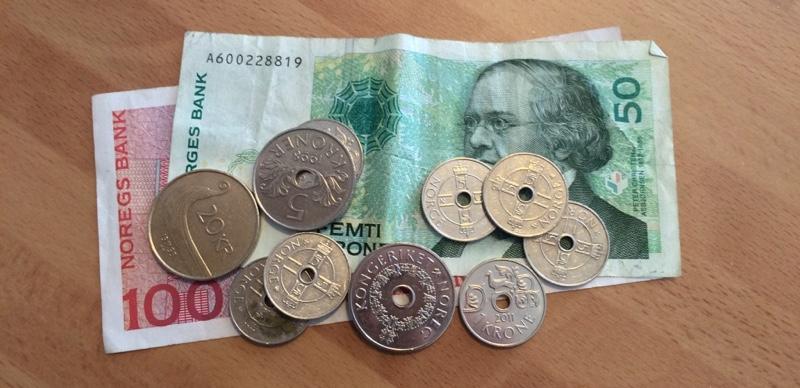 Norwegian kroner