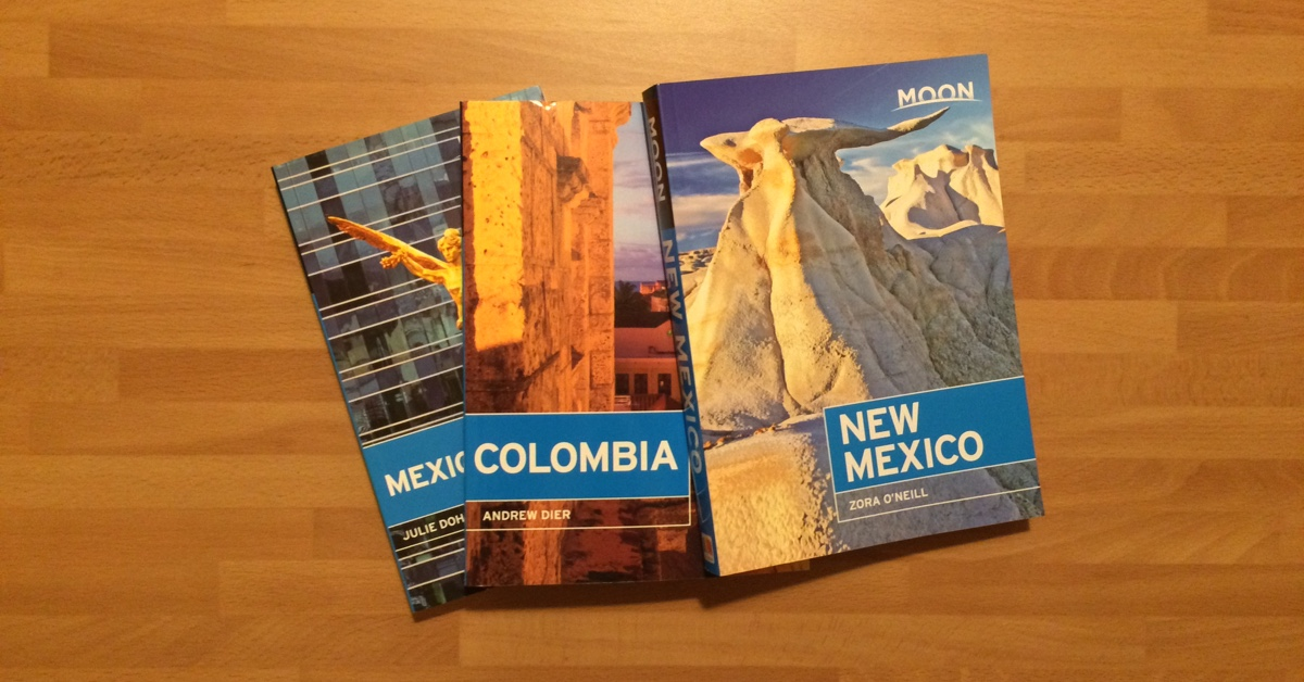 Moon Travel Guidebooks