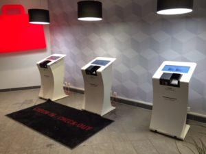 Check-in at Citybox Oslo