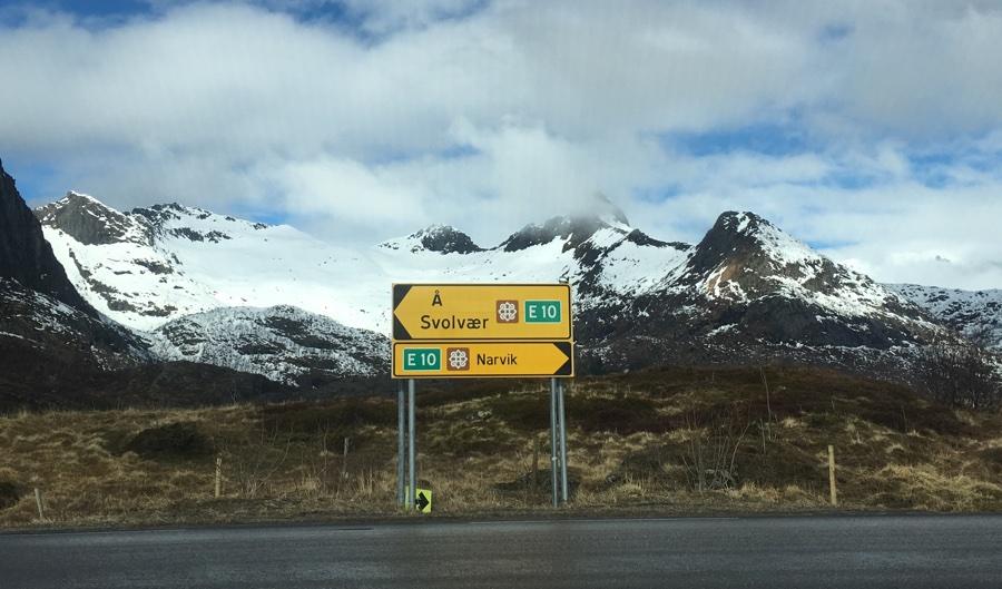 Lofoten road trip