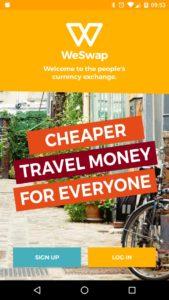 Cheaper travel money for all