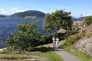 Happy Norway Topples Denmark