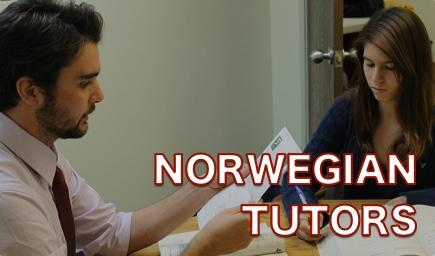 Norwegian tutor