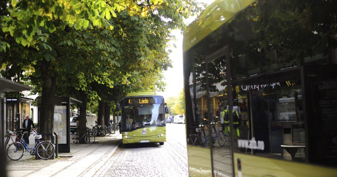 Trondheim bus
