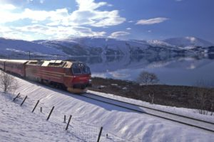 An Arctic Railway for Norway?