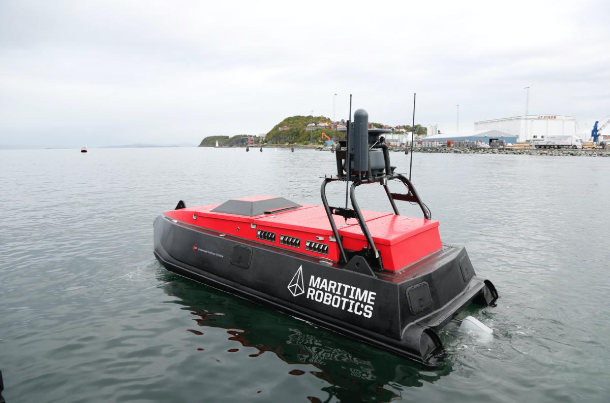 Autonomous vessels