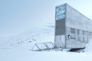 The Doomsday Vaults of Svalbard
