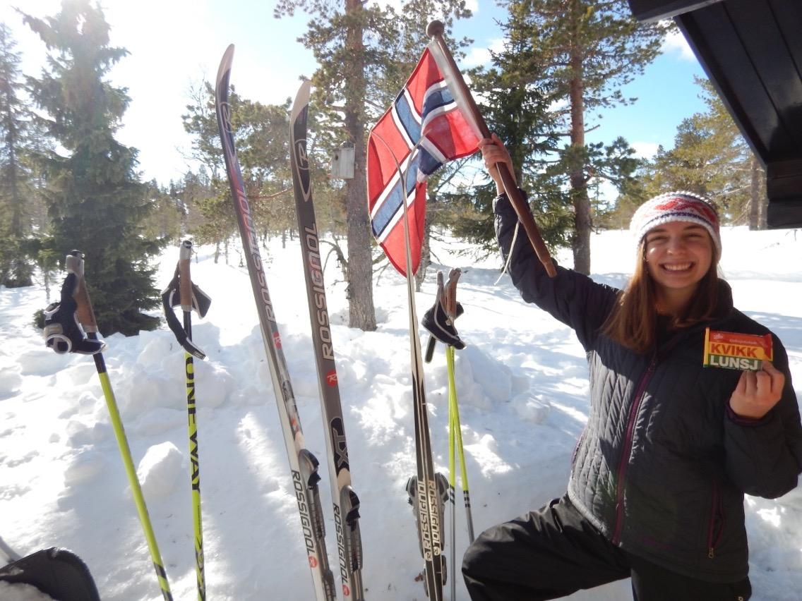 Mastering Norway