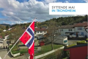 17th of May in Trondheim