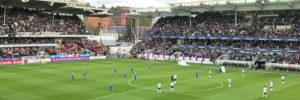 Week 17: Rosenborg Hit Form