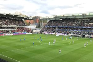 Week 17: Rosenborg Hit Form