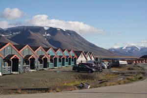 Living on Svalbard