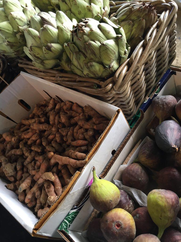 Fresh vegetables Norway
