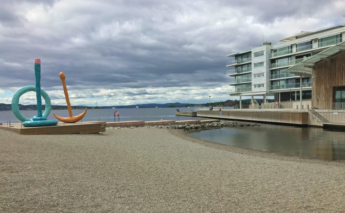 Oslo new waterfront