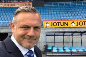 Shaun Constable: Sandefjord Football
